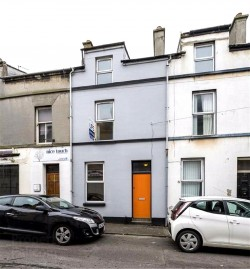 27 King Street, Bangor. Refurbished town house for sale from JS Property Sales, Northern Ireland