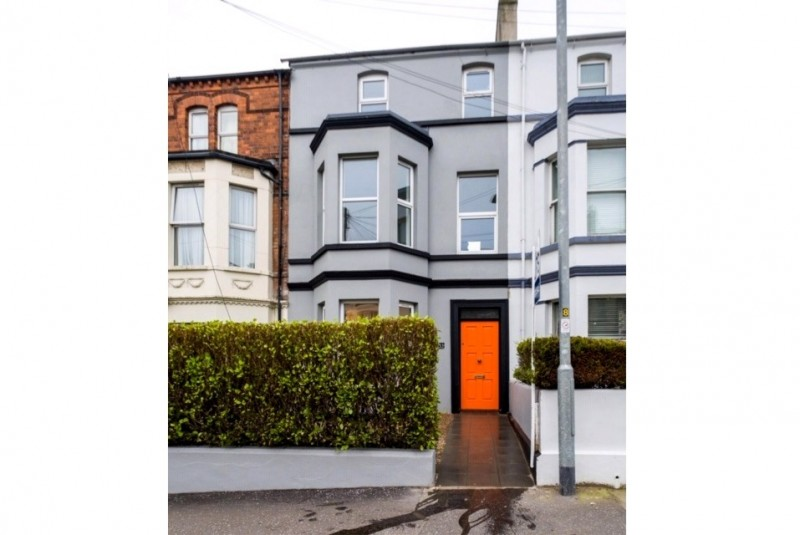 Victorian terrace house fully refurbishment by JS Contracts, Rentals & Sales, Bangor, Northern Ireland